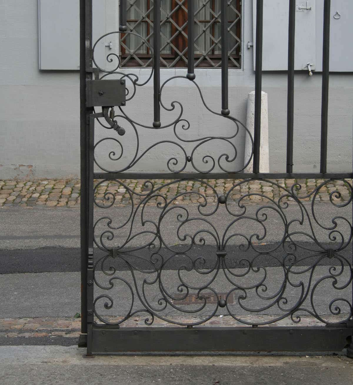 Gate Iron work