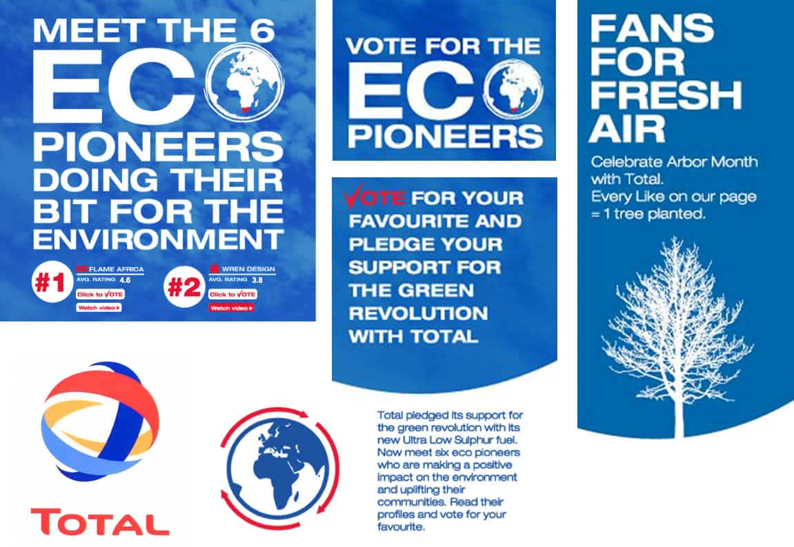 Meet Vote for the Eco Pioneers TOTAL1