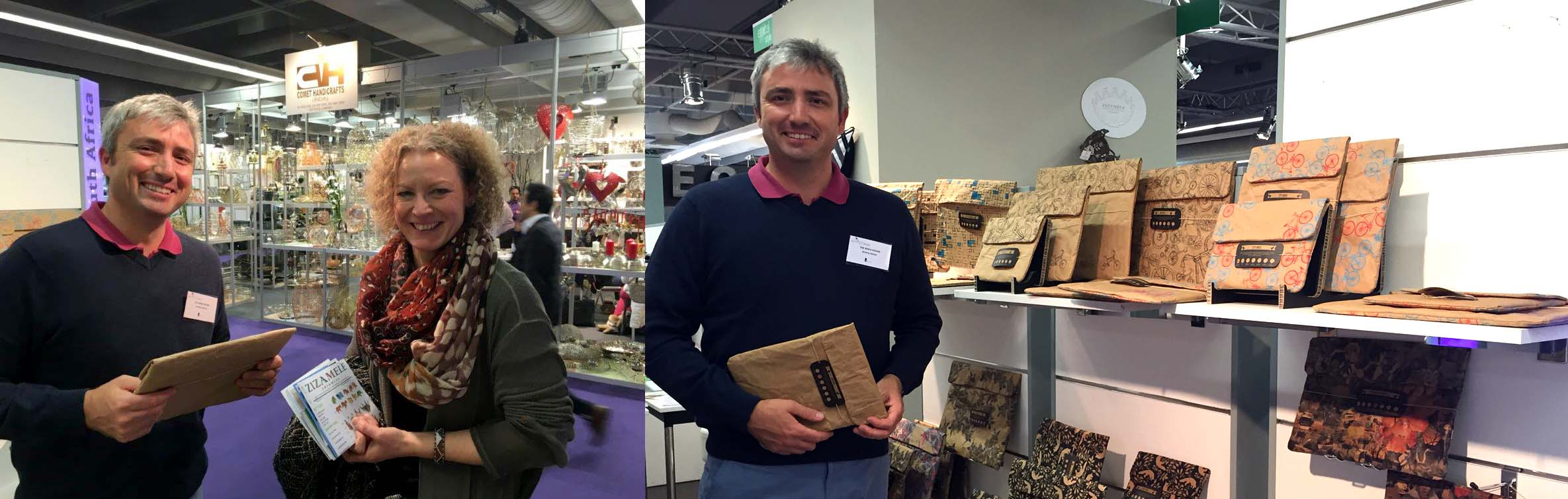 Jeremy at ambiente