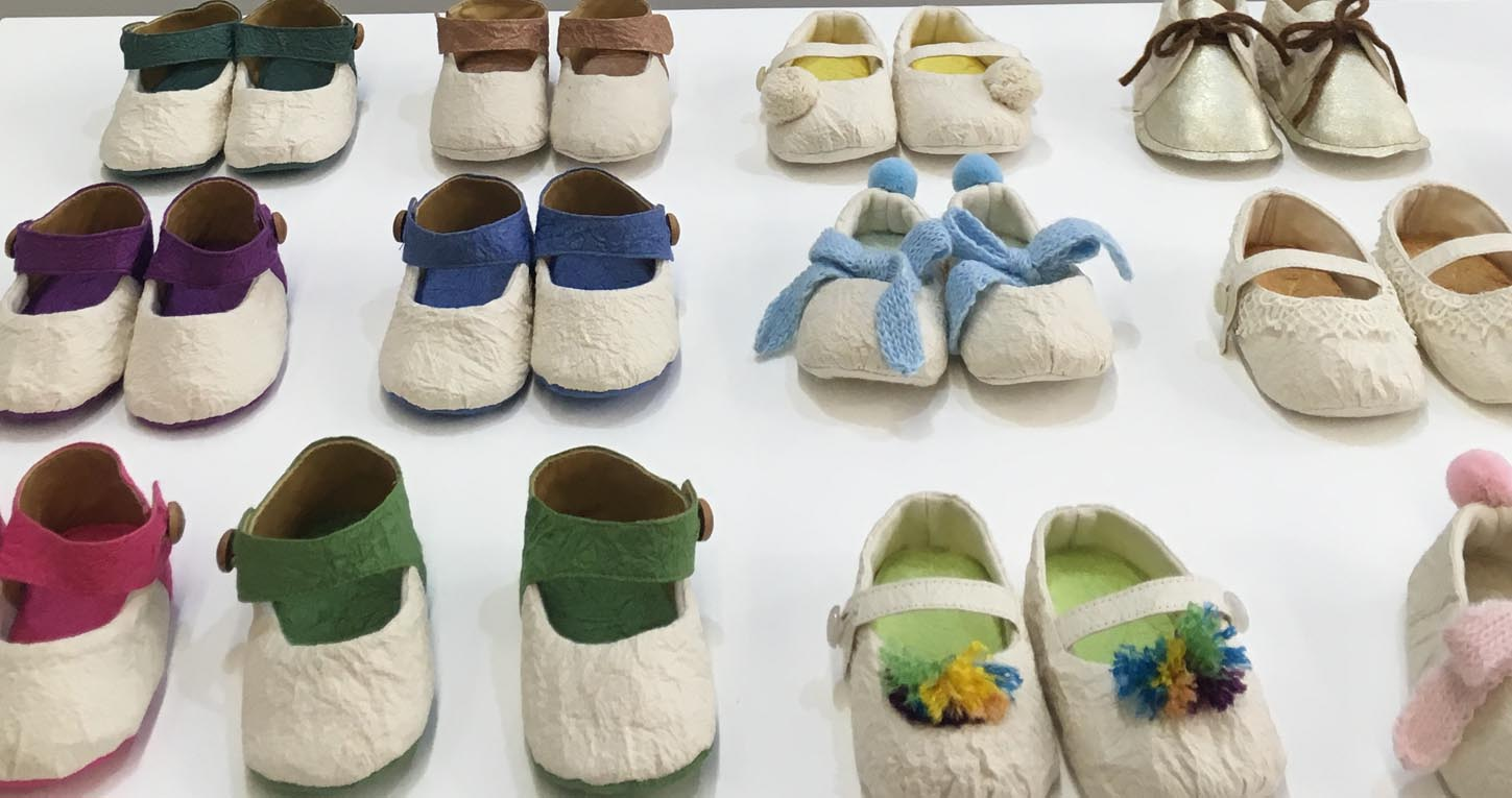Hanji Baby Shoes